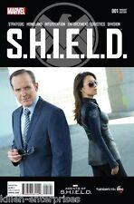 Shield #1 Maos Photo Variant Comic Book 2015 ABC TV - Marvel