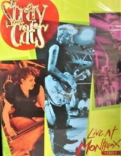 Stray Cats: Live at Montreux 1981 NEW DVD,Concert,15 Tracks Rock this Town,Strut