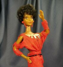 Vintage Mattel 1979 Original Black Barbie with Original Complete Outfit Lot