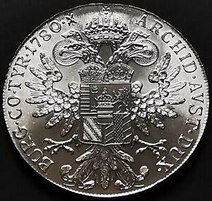 tallero maria teresa 1780 SPL FDC ARGENTO 28 GR. GUARDATE LE MIE ASTE IN CORSO