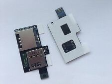 Original HTC Sensation G14 4G Sim Card Flex Micro SD Memory Reader Reader