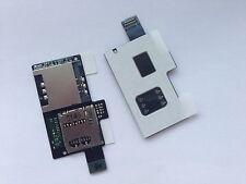 Original HTC Sensation G14 4G Sim Karten Flex micro SD Speicher Leser Reader