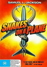 Snakes On A Plane - NEW DVD