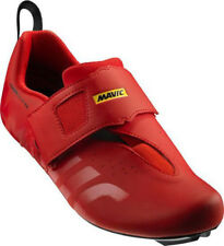 Mavic Cosmic Elite TRI Bike Shoes Red