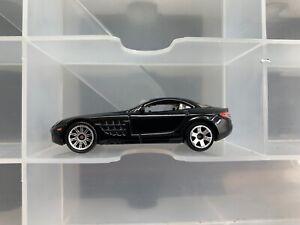 Lamley Error Sale: Matchbox Mercedes-Benz SLR McLaren AMG RARE mismatched wheels