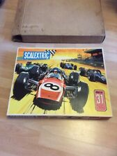 Vintage Scalextric Triang  Set VGC