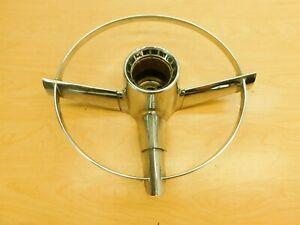 HORN RING FOR 3 SPOKE 1955-1956 PONTIAC STEERING WHEEL SB-40535