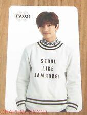 TVXQ! SMTOWN COEX Artium SUM GOODS MAX CHANGMIN LIMITED EDITION PHOTO CARD