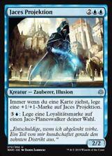 Jace's Projection / Jaces Projektion (mint, Krieg der Funken, deutsch)