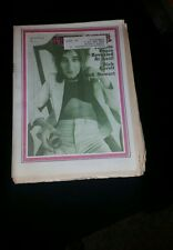 Rod Stewart Rolling Stone Issue # 73 Dec.24 1970 Very Good Condition