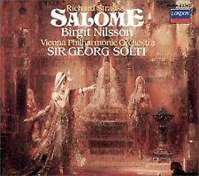 box 2 cd Strauss Nilsson Stolze Wächter Wiener Philharmoniker Solti Salome