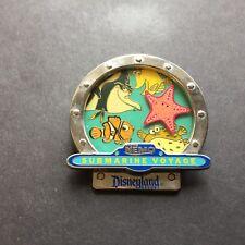 Mickey Pin Odyssey 2008 Finding Nemo Submarine Voyage Porthole Disney Pin 62096