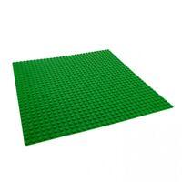 1 x Lego System Bau Grund Basic Platte grün 32 x 32 Noppen 32x32 Wiese City Rase