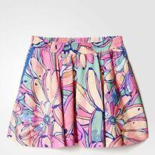 Adidas Originals x Farm Bananas Flared Skirt Elastic Waist Womens Size S Small