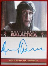 "BATTLESTAR GALACTICA - AMANDA ""Honey Bunny"" PLUMMER as Oracle, AUTOGRAPH CARD"