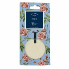 1 Wax Lyrical ROSE Royal Horticultural Society Scented Hanging Room Diffuser