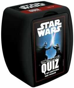 Top Trumps Quiz Star Wars Guessing Game Trivia Game Question Game Party Game