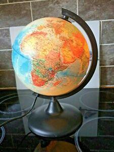 Small Orion 20 World Globe Lamp