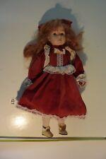 C121 Ancienne poupée  Old Doll 8