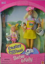 BARBIE & KELLY EASTER EGG HUNT GIFT SET 1997 SPECIAL EDITION MINIMAL SHELF WEAR