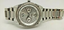 Armani Exchange Crystal Accents Silver Dial Women's Watch AX5030  (399F)