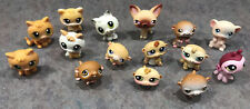 Littlest Pet Shop Lot of 15 Random (Smallest)