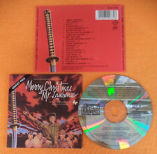 CD Ryuichi Sakamoto Merry Christmas Mr.Lawrence CDV 2276 UK 1998 no lp mc (OST1)
