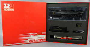 RIVAROSSI HO SCALE R5454 CHESAPEAKE & OHIO 2-6-6-6 ALLEGHENY STEAM ENGINE #1633