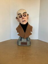 NOSFERATU THE VAMPYRE Life Size Bust Sideshow Exclusive RARE Limited Ed. 26/100