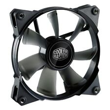 CoolerMaster 120MM 2000RPM Long-Life Sleeve Bearing Fan - Black