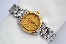 Vintage Tissot Seastar Stainless Steel Automatic Ladies Petite Watch 337
