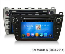 Octa Core Android 8.0 Car Stereo DVD GPS Player Sat Navi for Mazda 6 2008-2012
