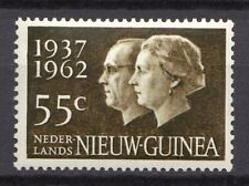 Dutch New Guinea - 1962 Silver wedding Queen Juliana Mi. 75 MNH