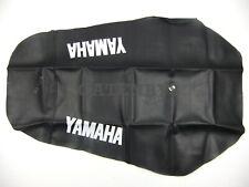 NEW Yamaha TDR 125 SEAT COVER BLACK MOTORCYCLE SADDLE TDR125 1993-1996