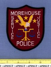 MOREHOUSE COLLEGE (New) ATLANTA GEORGIA School Campus Police Patch