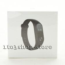Xiaomi Mi Band 2 Wristband Bracelet Smart Heart Rate Fitness OLED Screen OPEN