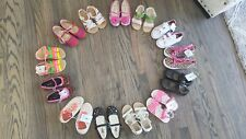 Toddler Girls Size 9 Asst. Styles Sandals/Shoes NWT Each Sold Separately