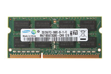 NEW Laptop RAM 2GB 2RX8 DDR3 1333MHz PC3-10600S Memory SO-DIMM For Samsung #1H