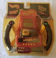 Vintage Hot Wheels Thunder Roller Handheld Racing Game New in Pkg 1999 Mattel