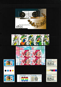 Collection Mint Unused Sets of Decimal stamps, Valid for Post