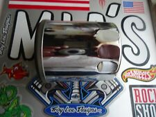 YAMAHA ROAD STAR & WILD STAR 1600 1700 CHROME OIL FILTER 1999-2012 NEW!!