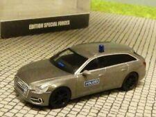 1/87 Herpa Audi A6 Avant SEK taifungraumetallic 936378