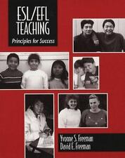 ESLEFL Teaching: Principles for Success-ExLibrary