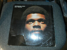 BILLY PRESTON G HARRISON CLAPTON ENCOURAGING WORDS Shrinkwrap APPLE LP