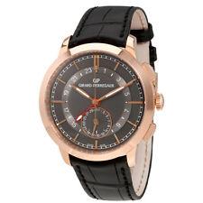 Girard Perregaux 1966 Dual Time Automatic Mens Watch 49544-52-231-BB60