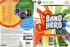 Jeu Band Hero pour XBOX 360 Neuf