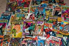 Huge Lot of 275 Dc And/Or Marvel Comics (1970 to 2018) Fn+/Vf/Nm- Bronze-Modern