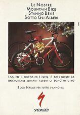 X2531 Mountain Bike SPECIALIZED - Pubblicità 1991 - Advertising