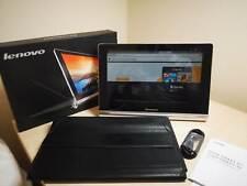 LENOVO YOGA TABLET 10 WIFI + 3G SIM UNLOCKED DUAL CAMERA 16GB 60047 B8000-H