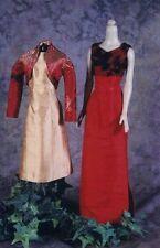 """Fancy Frocks pattern fits 15-16"""" fashion dolls Tyler long dress Jacket"""